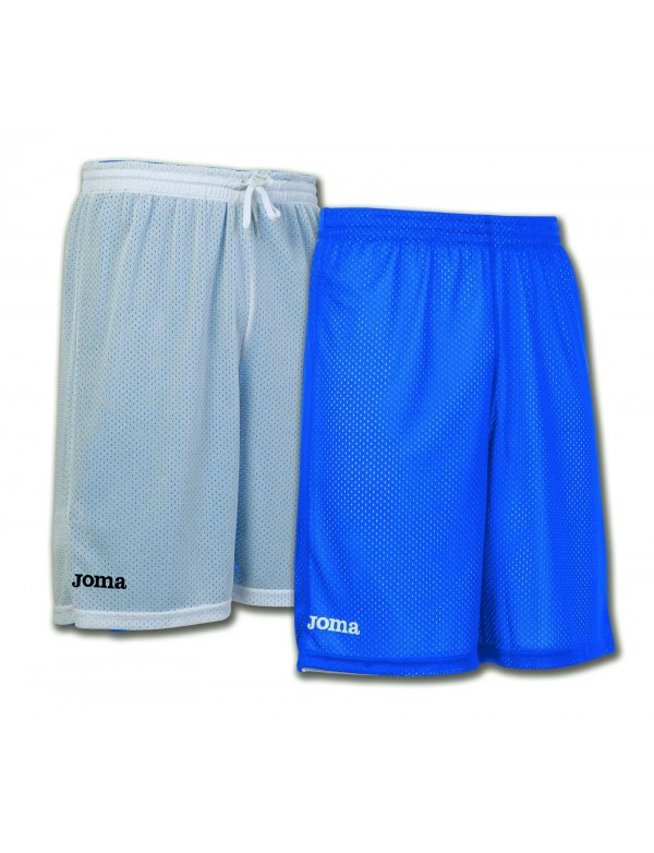 SHORT BASKET REVERSIBLE ROOKIE ROYAL-WHITE