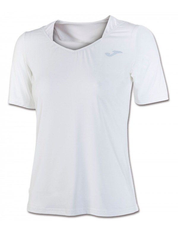 T-SHIRT TENNIS WHITE S/S