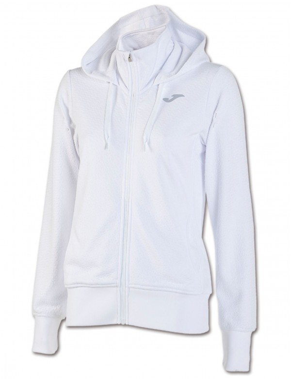 JACKET HOODED WHITE