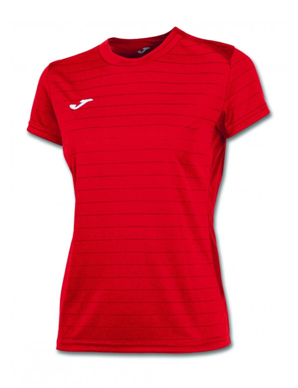 T-SHIRT RED S/S