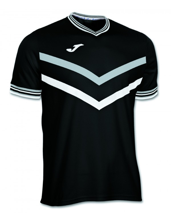 T-SHIRT TERRA BLACK-WHITE S/S