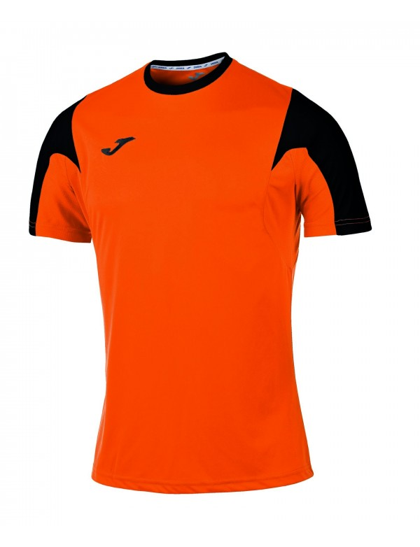 T-SHIRT ESTADIO ORANGE-BLACK S/S