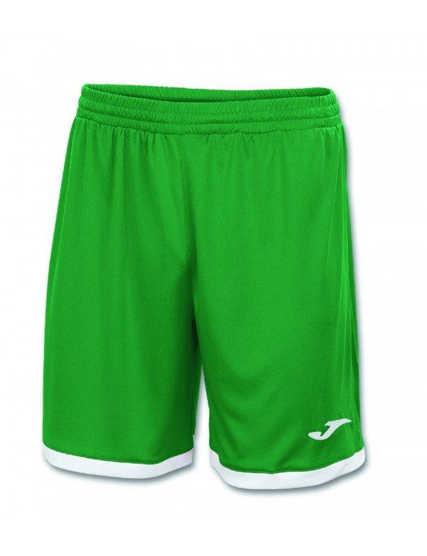 SHORT TOLEDO GREEN-WHITE
