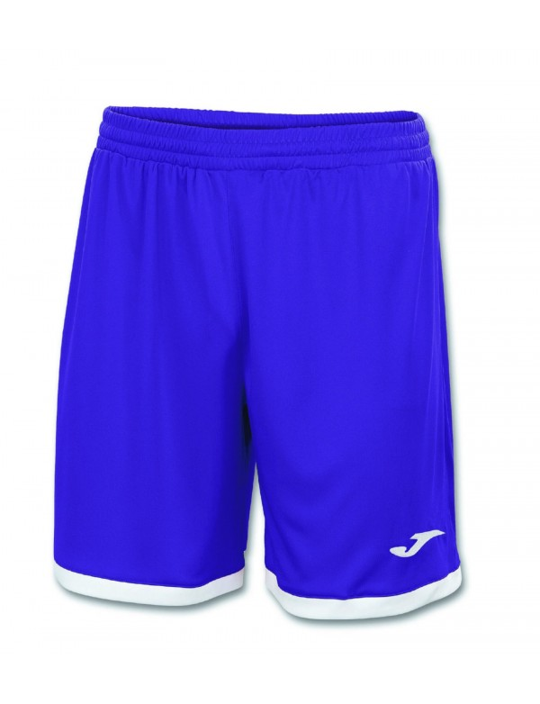 SHORT TOLEDO PURPLE-WHITE