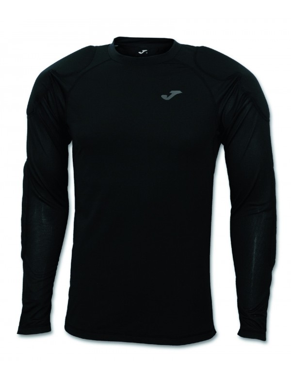 T-SHIRT GOALKEEPER PROTECTION BLACK L/S