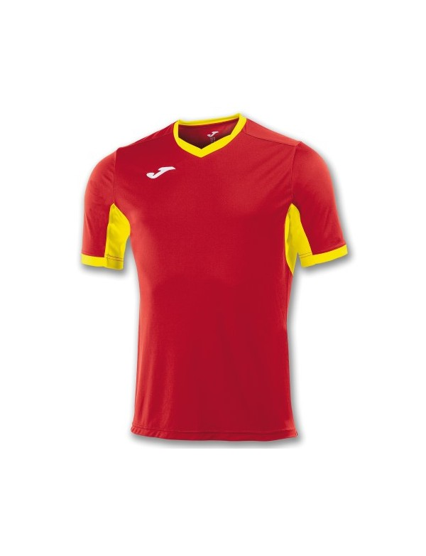 T-SHIRT CHAMPION IV RED / YELLOW