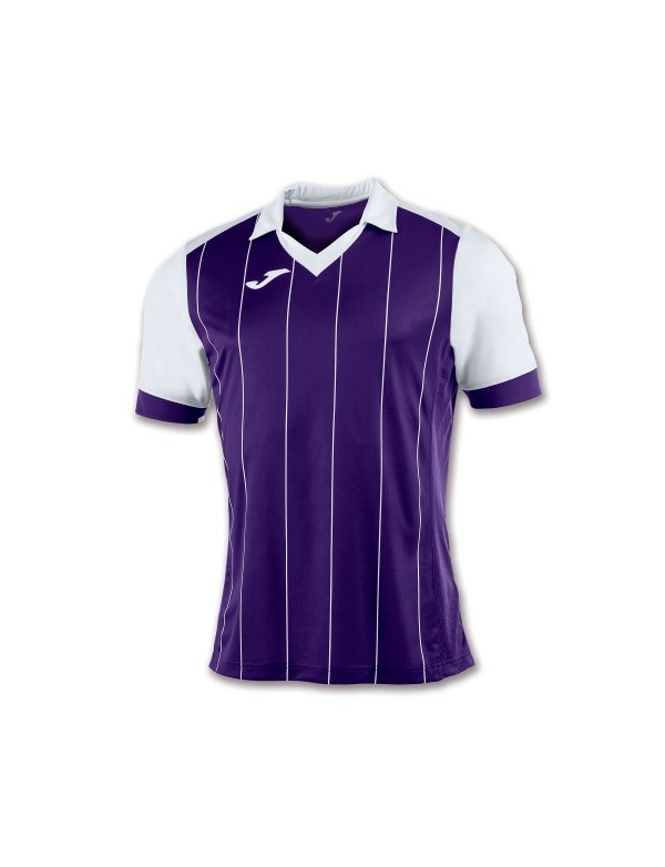 T-SHIRT GRADA PURPLE-WHITE PRO