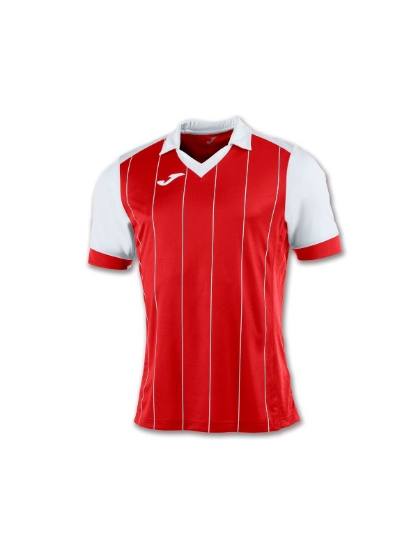 T-SHIRT GRADA RED-WHIT PRO