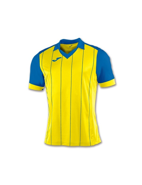 T-SHIRT GRADA YELLOW-ROYAL PRO