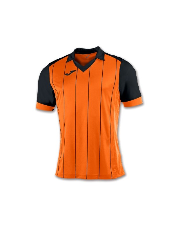 T-SHIRT GRADA ORANGE-BLACK PRO