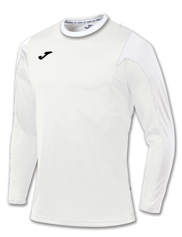 T-SHIRT ESTADIO WHITE L/S