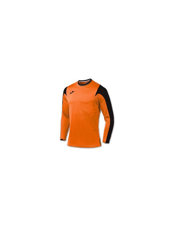 T-SHIRT ESTADIO ORANGE-BLACK L/S