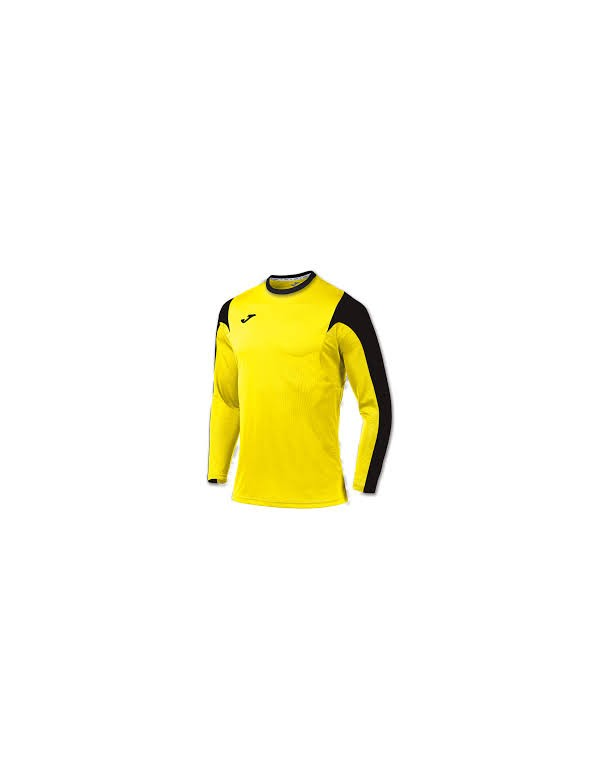T-SHIRT ESTADIO YELLOW-BLACK L/S
