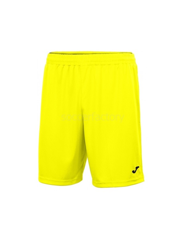 SHORT NOBEL YELLOW