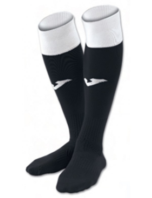 FOOTBALL SOCKS CALCIO 24 BLACK-WHITE