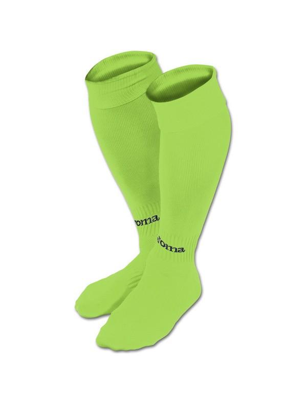 FOOTBALL SOCKS CLASSIC II FLUOR GREEN