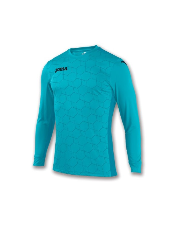 GOALKEEPER T-SHIRT L/S GREEN MENTA