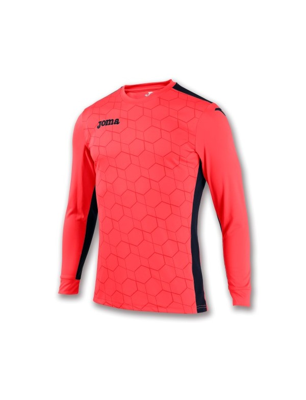 GOALKEEPER T-SHIRT L/S LIGHT BURGUNDY