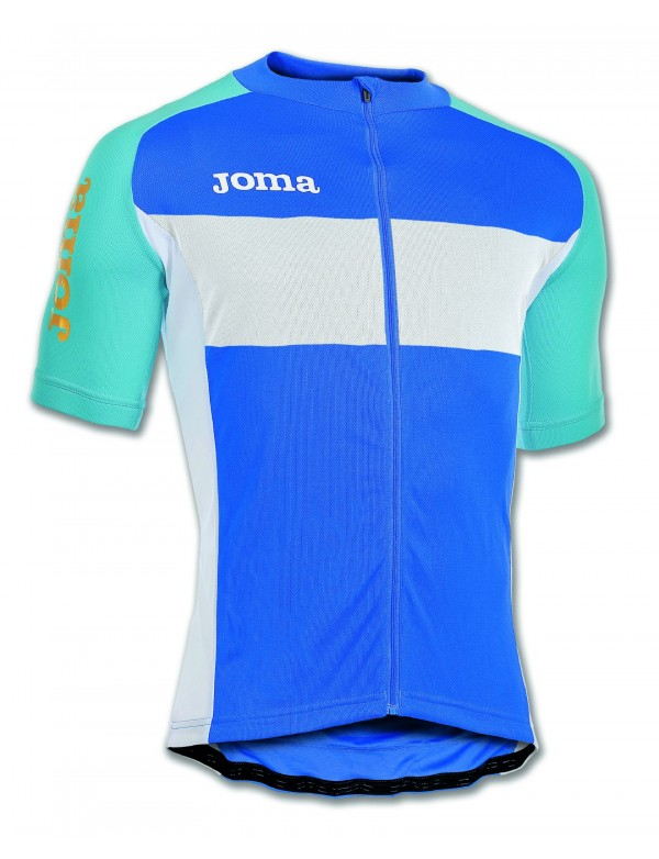 MAILLOT CYCLING ROYAL S/S