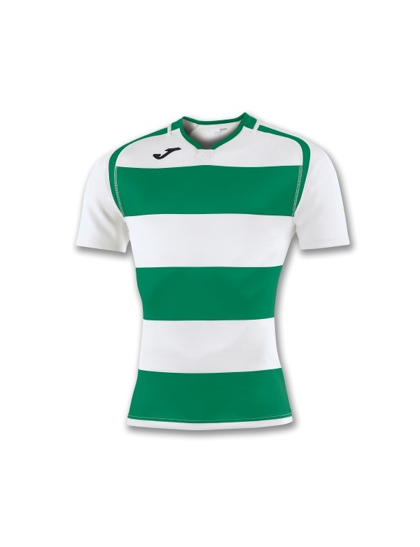 T-SHIRT PRORUGBY II WHITE-GREEN