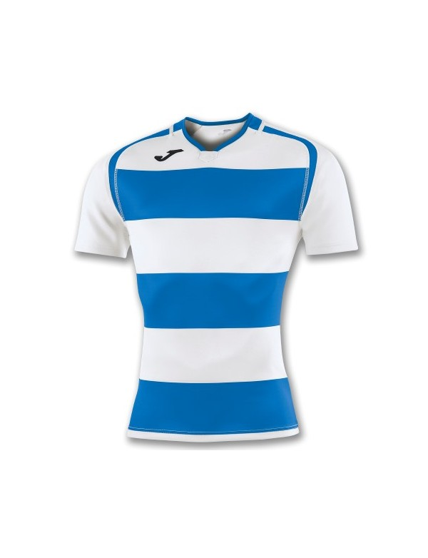 T-SHIRT PRORUGBY II WHITE-ROYAL