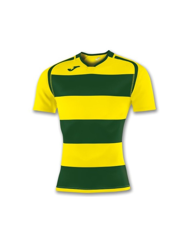 T-SHIRT PRORUGBY II YELLOW-GREEN