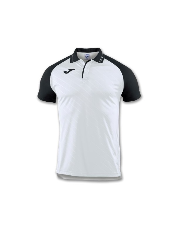 POLO TORNEO II WHITE-BLACK