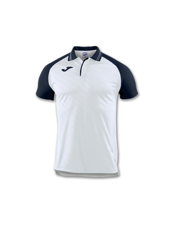POLO TORNEO II WHITE-NAVY