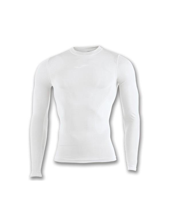 T-SHIRT LONGSLEEVE WHITE (SEAMLESS UNDERWEAR)