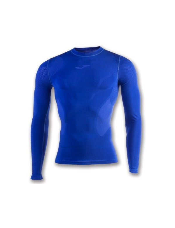T-SHIRT LONGSLEEVE DARK ROYAL (SEAMLESS UNDERWEAR)