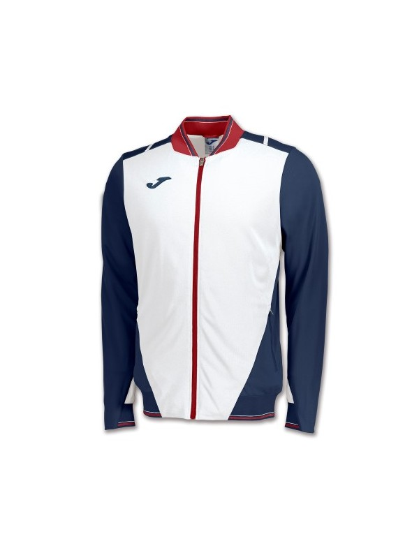 JACKET GRANADA WHITE-NAVY