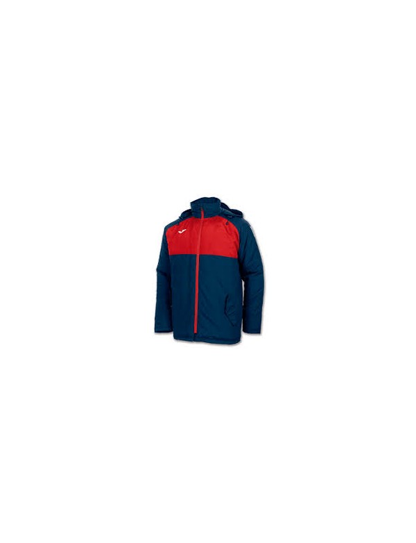 ANORAK ANDES NAVY-RED