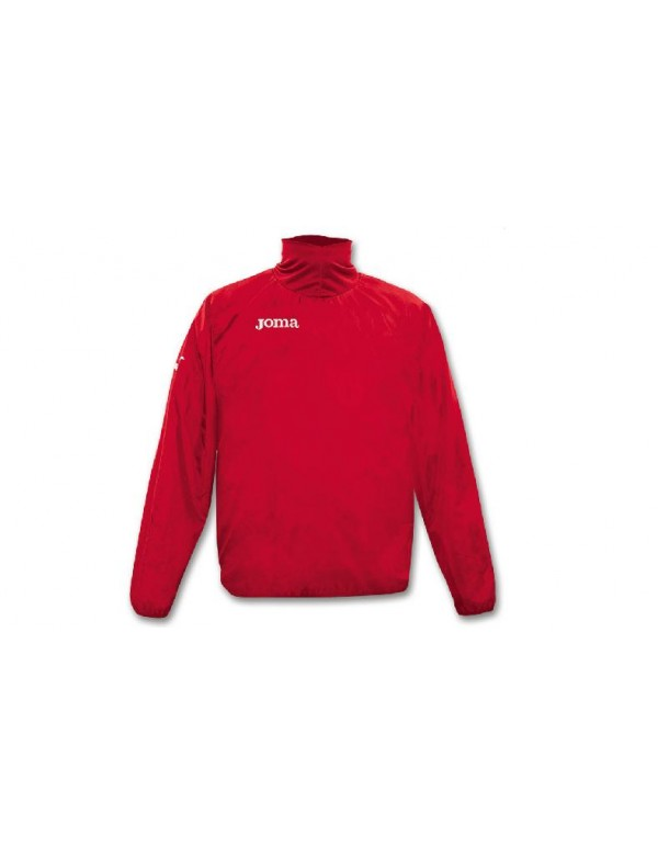 WATERPROOF WINDBREAKER RED