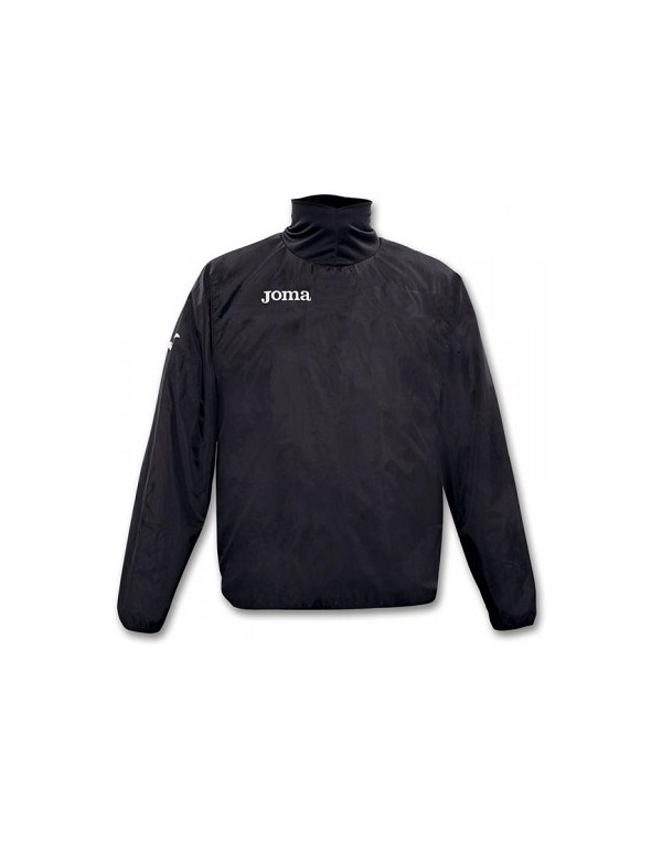 WATERPROOF WINDBREAKER BLACK