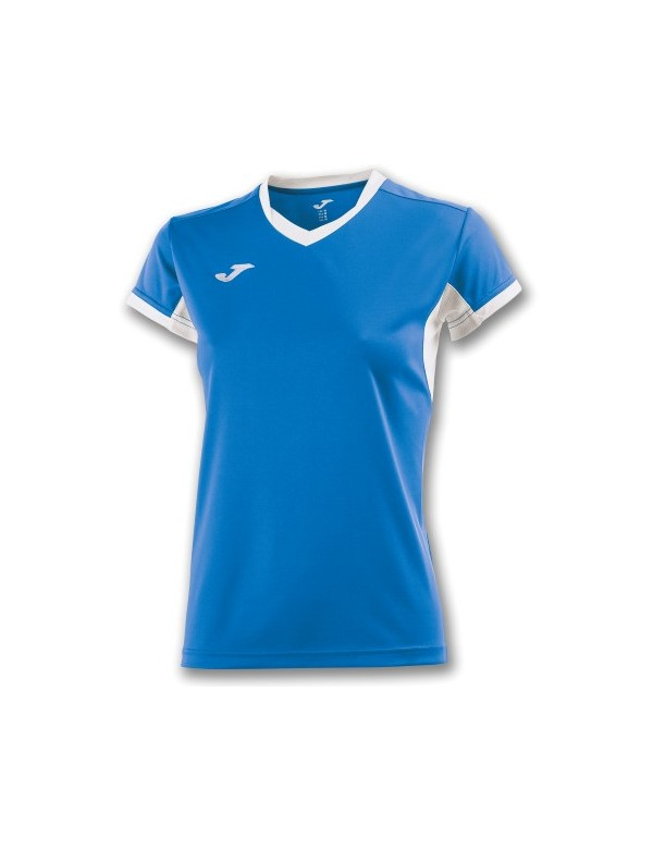 T-SHIRT CHAMPION IV WOMAN ROYAL