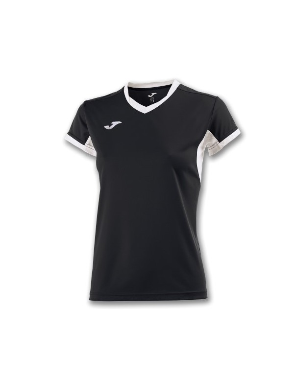 T-SHIRT CHAMPION IV WOMAN BLACK
