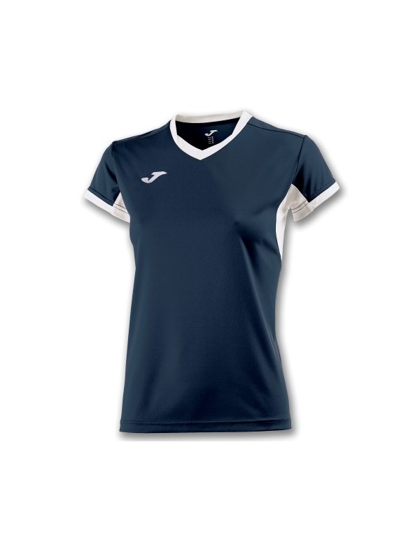 T-SHIRT CHAMPION IV WOMAN NAVY