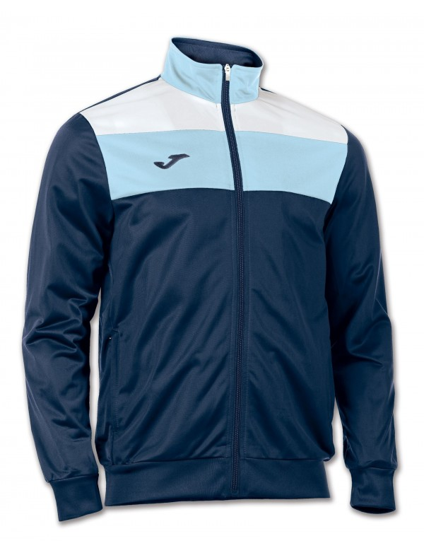 JACKET CREW NAVY-SKY BLUE