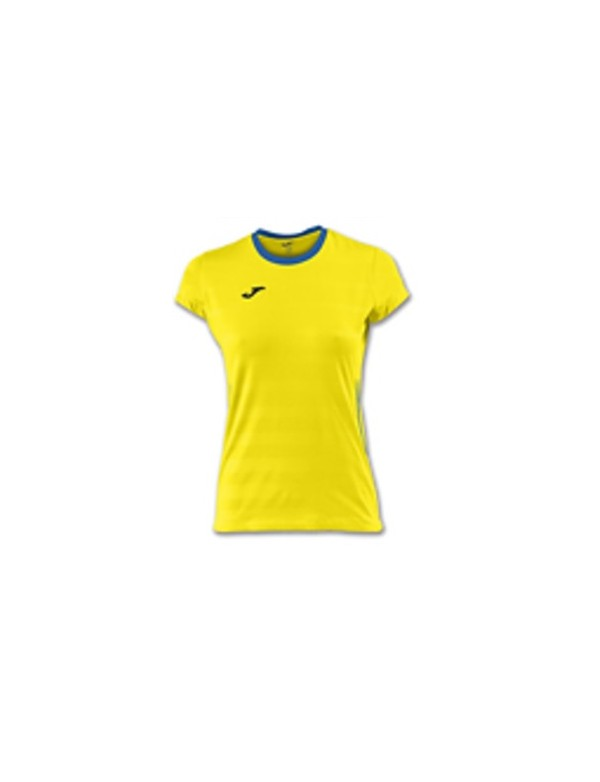 T-SHIRT MODENA YELLOW