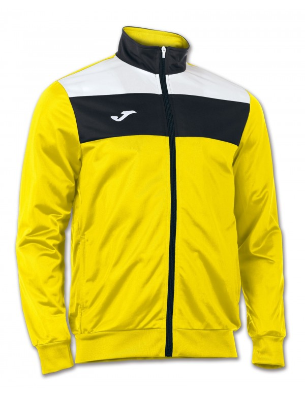 JACKET CREW POLYESTER YELLOW