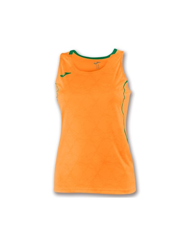 TANK TOP OLIMPIA ORANGE FLUOR