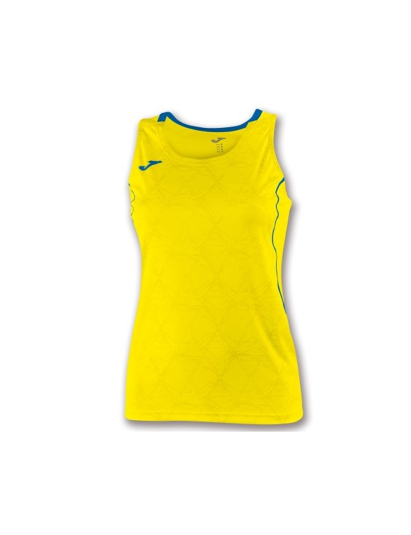 TANK TOP OLIMPIA YELLOW-ROYAL