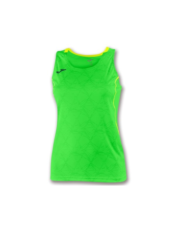 TANK TOP OLIMPIA GREEN FLUOR