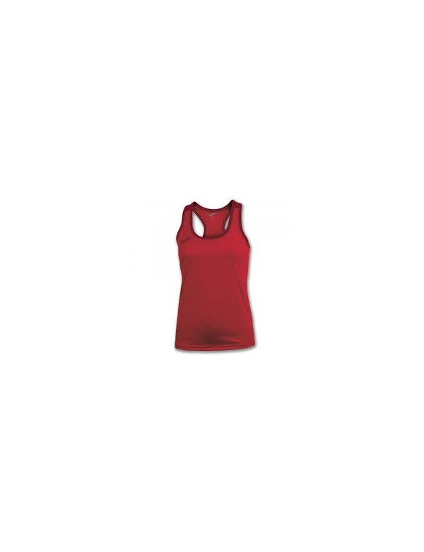 VEST WOMAN RED