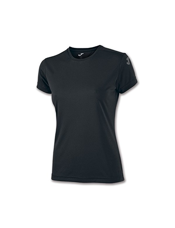 COTTON T-SHIRT BLACK S/S WOMEN