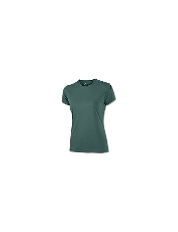 COTTON T-SHIRT SEA PINE S/S WOMEN