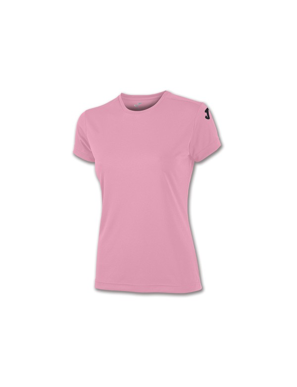 COTTON T-SHIRT PINK S/S WOMEN
