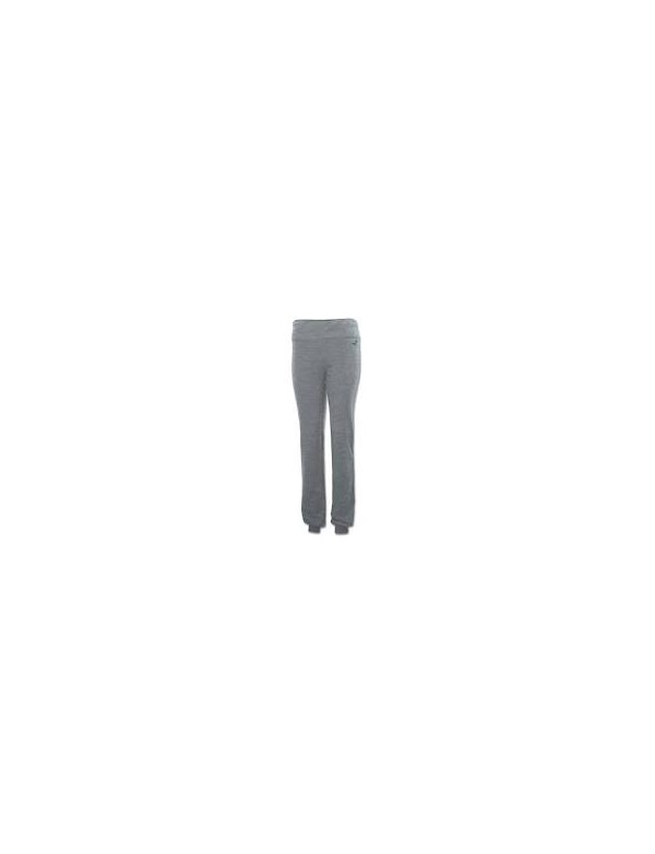 LONG PANT COMBI LIGHT GREY WOMAN
