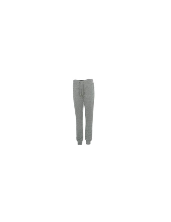 LONG PANT COMBI GREY WOMAN