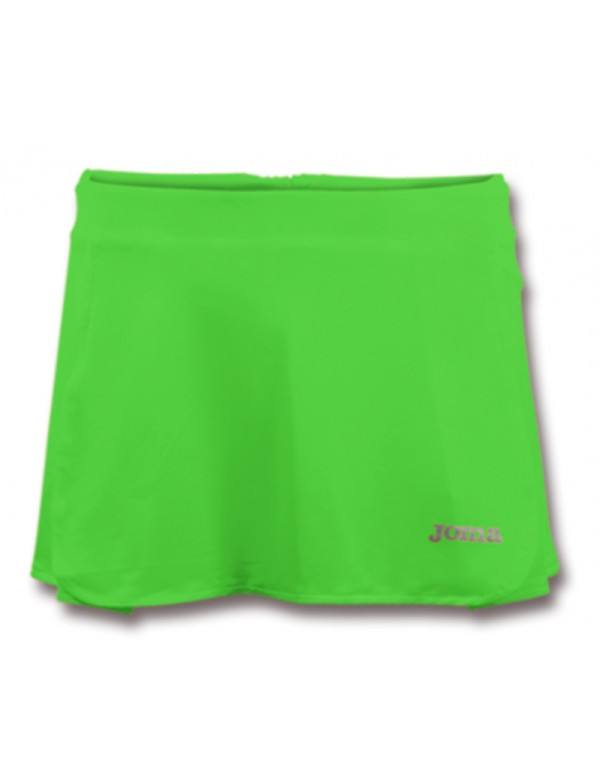SKIRT TENNIS GREEN FLUOR
